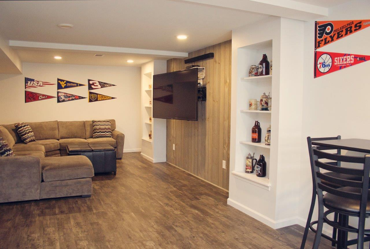 How to Utilize Basement Space 1